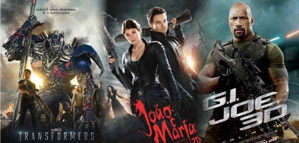Paramount anuncia G.I. Joe 3, João e Maria 2, Transformers 5, Star Trek 3 e mais para 2016