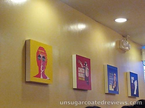 Dunkin Donuts wall decors