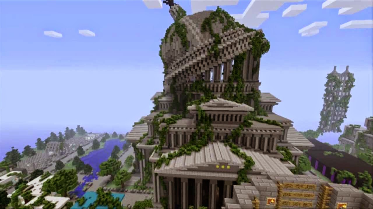 how to make an awesome castle in minecraft