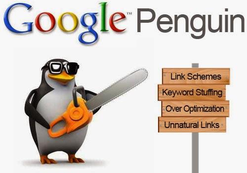 Mais Recente Atualização do Google vai penalizar webspam