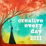 My promise to do something creative every day