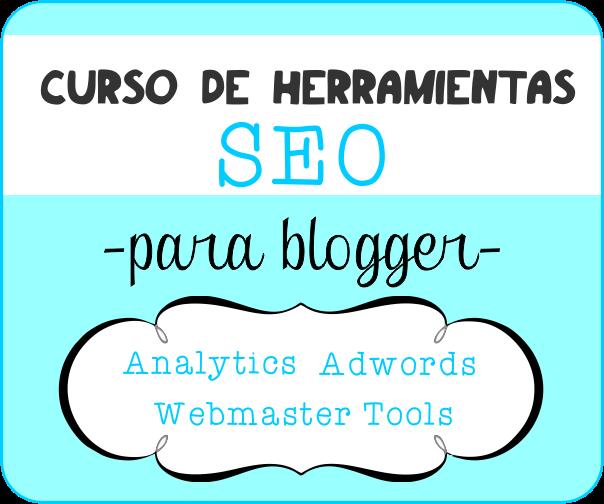 Curso Herramientas SEO para Bloggers