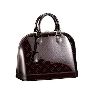 Louis Vuitton Monogram Vernis Alma PM M91611 Model: Louis Vuitton 0367
