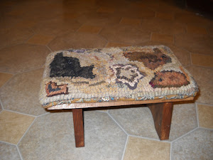 Magdalena Style Stool