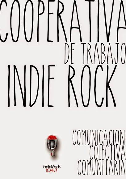 COOPERATIVA DE TRABAJO INDIE ROCK