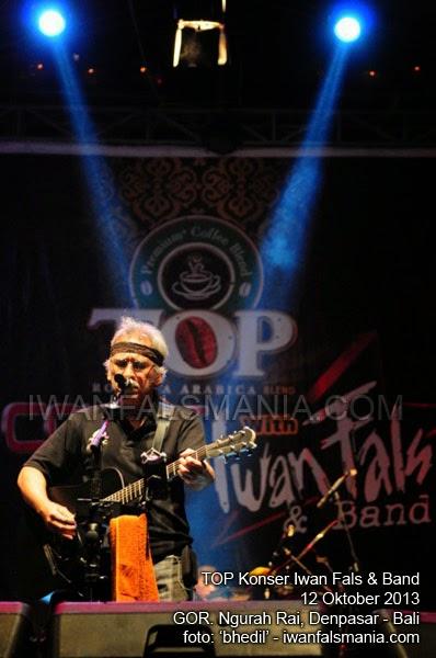 Iwan Fals Band TOP Konser Denpasar Bali Oktober