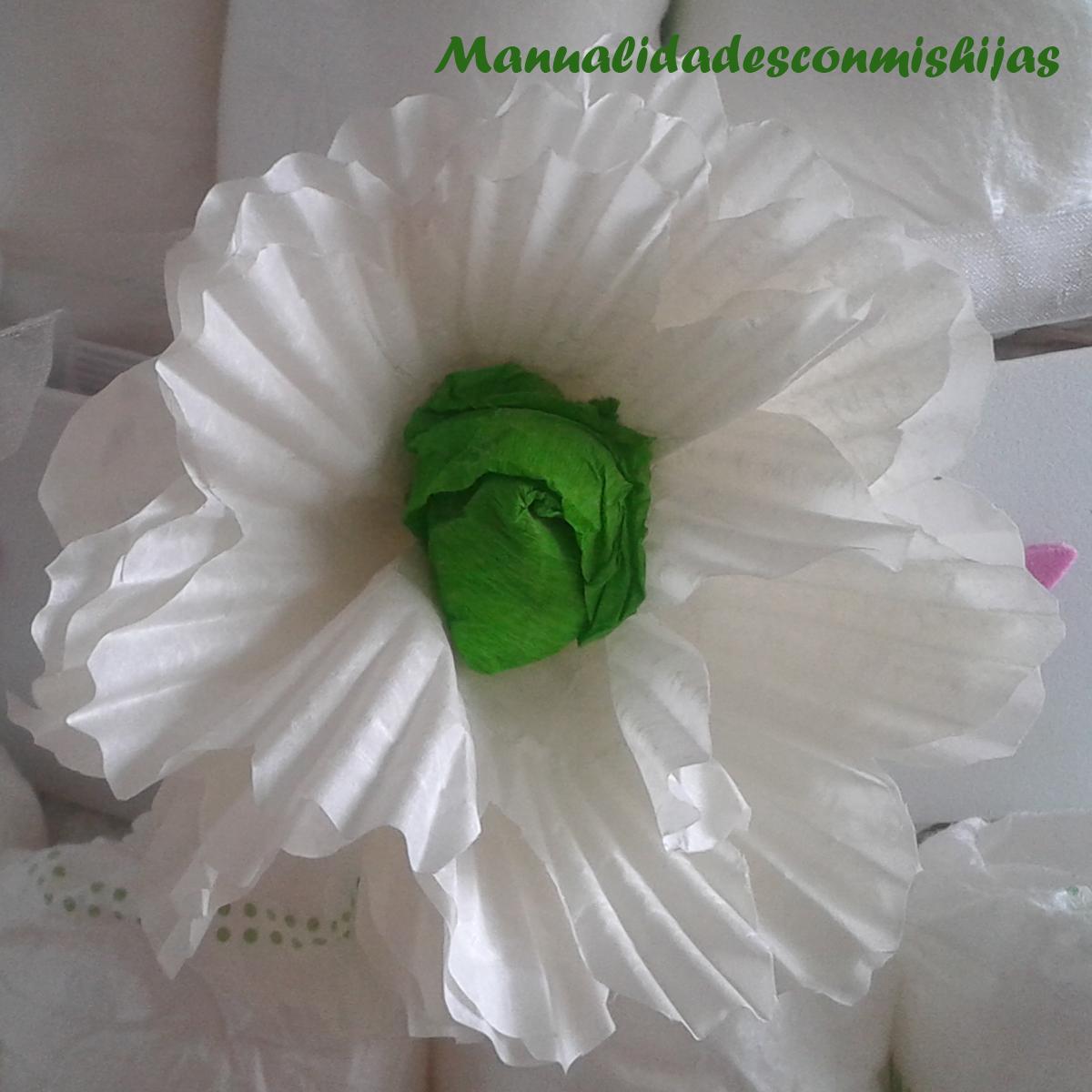 Moldes para Todo: ** Moldes para hacer Flores ** - Imagenes De Moldes Para Flores