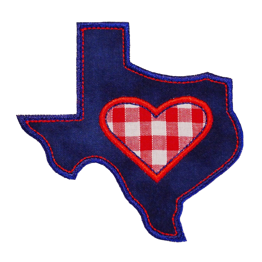 big dreams embroidery heart of texas machine embroidery applique design pattern. Black Bedroom Furniture Sets. Home Design Ideas