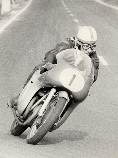John Surtees MV Agusta