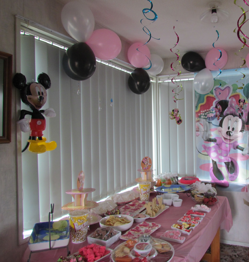 Penny's Parties: Minnie Mouse Party