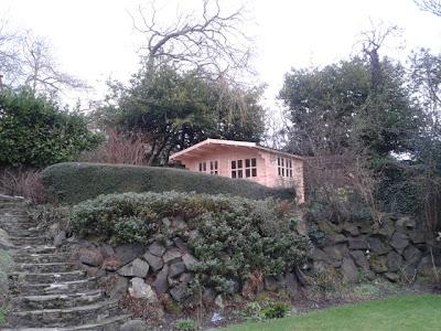 Shipley garden office