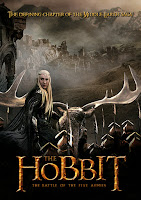 The Battle of the Five Armies by Peter Jackson