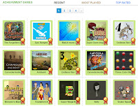 Zakładka Achievement na TremorGames.com