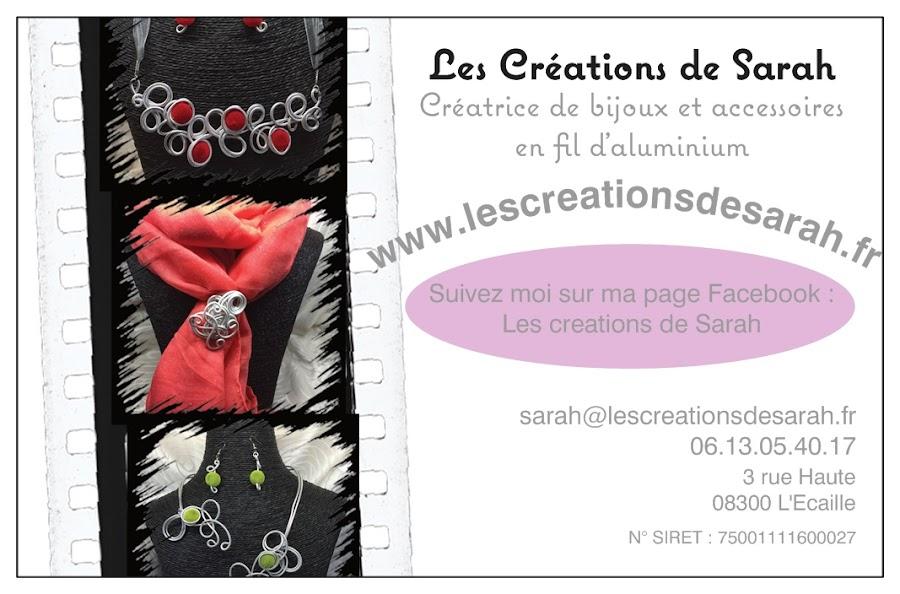 Les Creations De Sarah Bijoux Fermeture Eclair