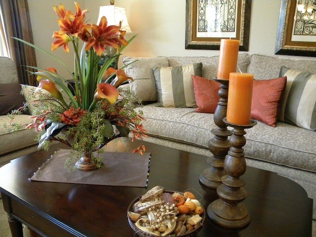 modern coffee table decorating ideas