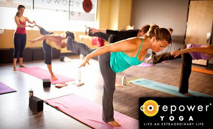Core Power Yoga