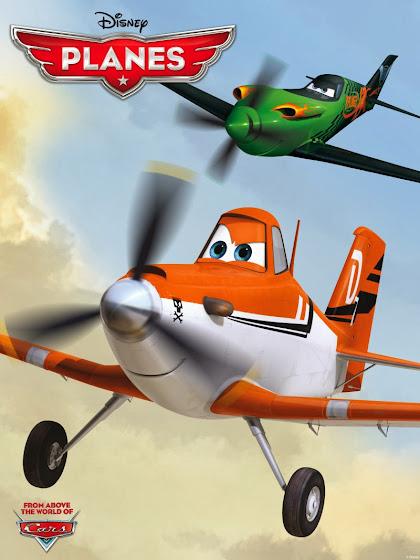 Uçaklar - Planes 2013 Türkçe Dublaj Tek Link İndir