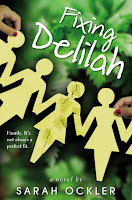 book cover of Fixing Delilah by Sarah Ockler