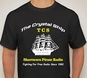 The Crystal Ship T-Shirt