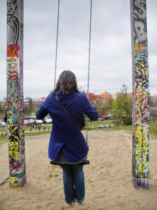 Mauer Park in Berlin, Germany