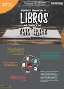 REQUISITOS PARA LA RENOVACIÓN DE LIBRO DE ASISTENCIA