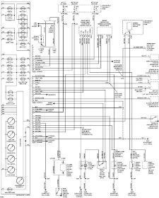diagram on wiring: 1997 ford f150 instrument cluster wiring diagram  diagram on wiring - blogger