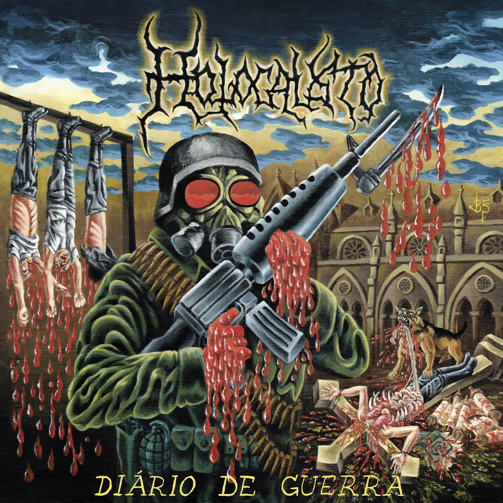 Holocausto - Diário de Guerra - Press Release + Track Stream.