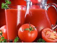 Manfaat Jus tomat untuk Kulit
