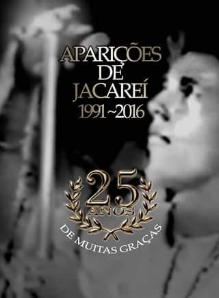 APARIÇÕES DE JACAREÍ - 25 ANOS DE GRAÇAS