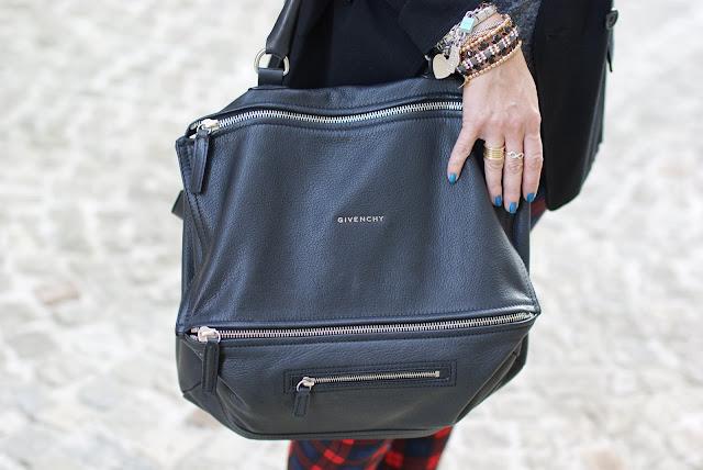 givenchy pandora bag, spadarella infinity ring, fashion and cookies, fashion blogger