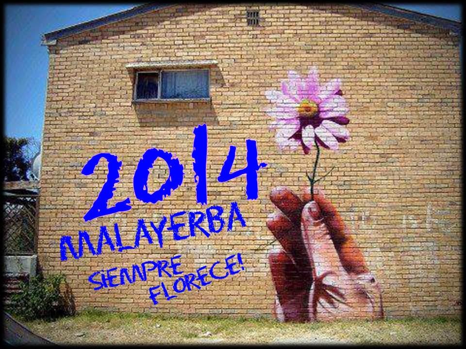 CALENDARIO MALAYERBA 2014