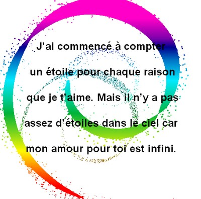 Extrem texte damour ~ Messages d'amour 2017 GY07