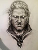 http://catapultedcarcass.deviantart.com/art/Geralt-of-Rivia-portrait-halfway-mark-457700658