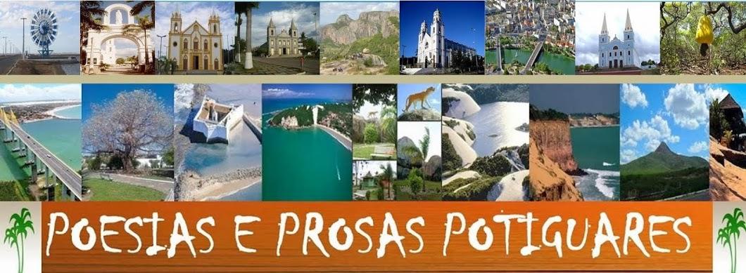 POESIAS E PROSAS POTIGUARES - O melhor da poesia e da prosa do RN