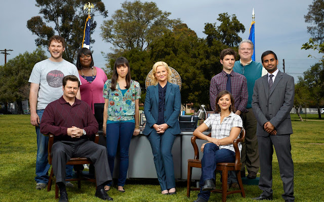 Personagens principais de Parks and Recreation