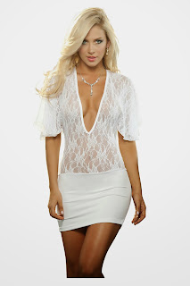 Racy Lace Clothing