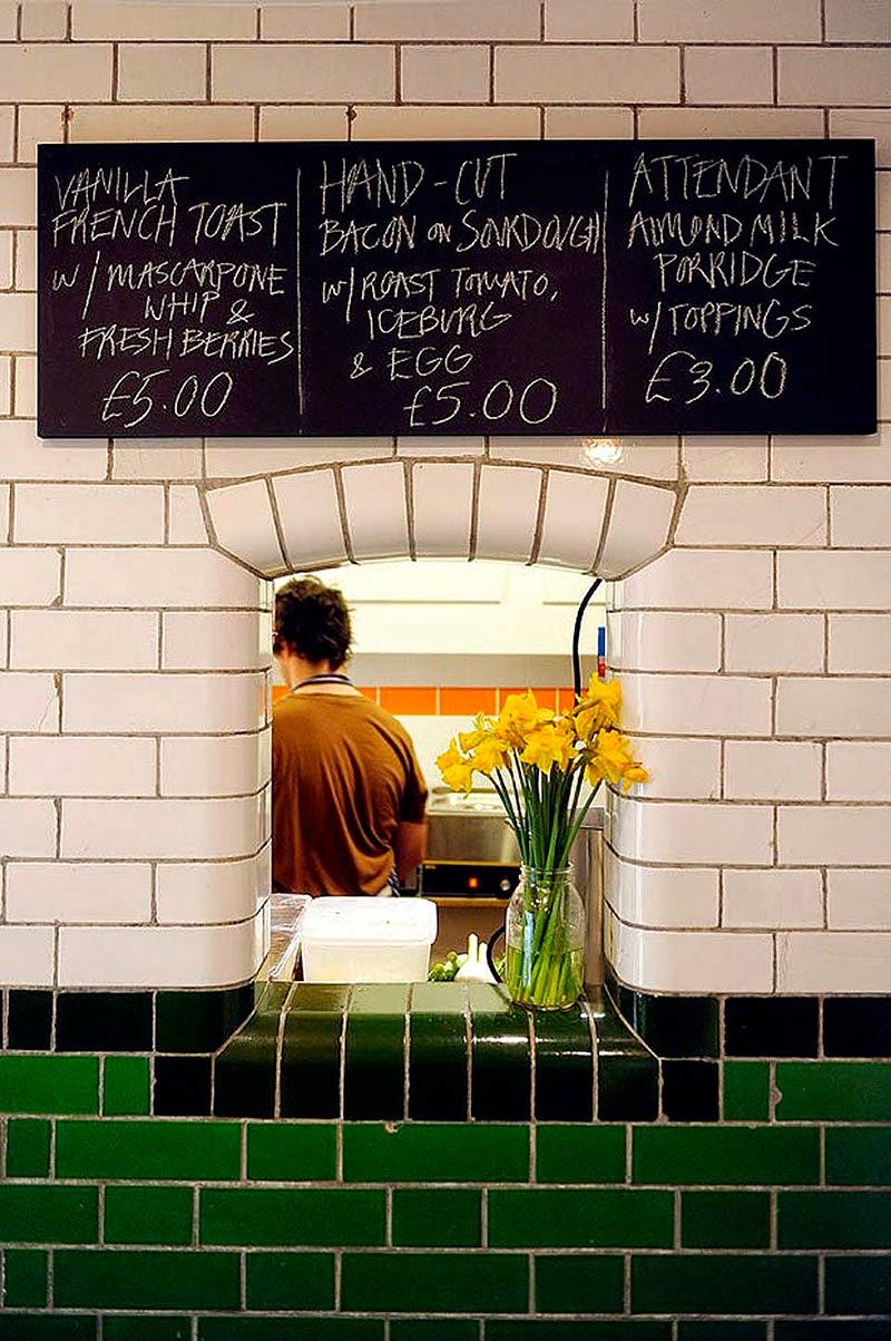 Cinco restaurantes extravagantes en Londres
