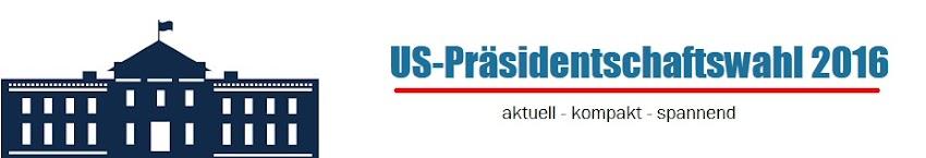 US-Präsidentschaftswahl 2016