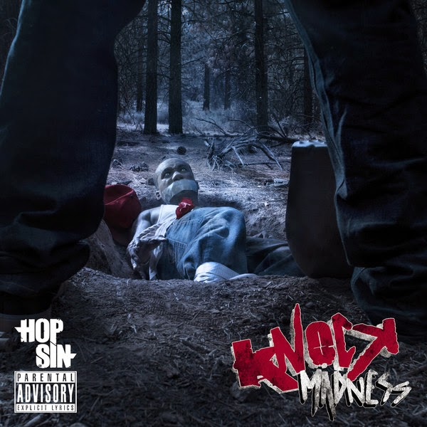 Hopsin - Knock Madness Cover
