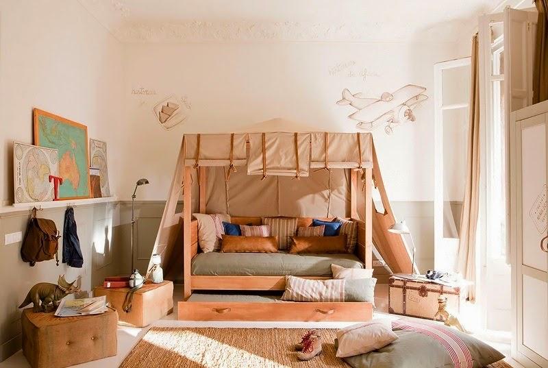 Pokój dla dziecka, dziewczynki, chłopca, jak urządzić, aranżacje, niesamowity, niezwykły, odjechany, kids, child, bedroom,