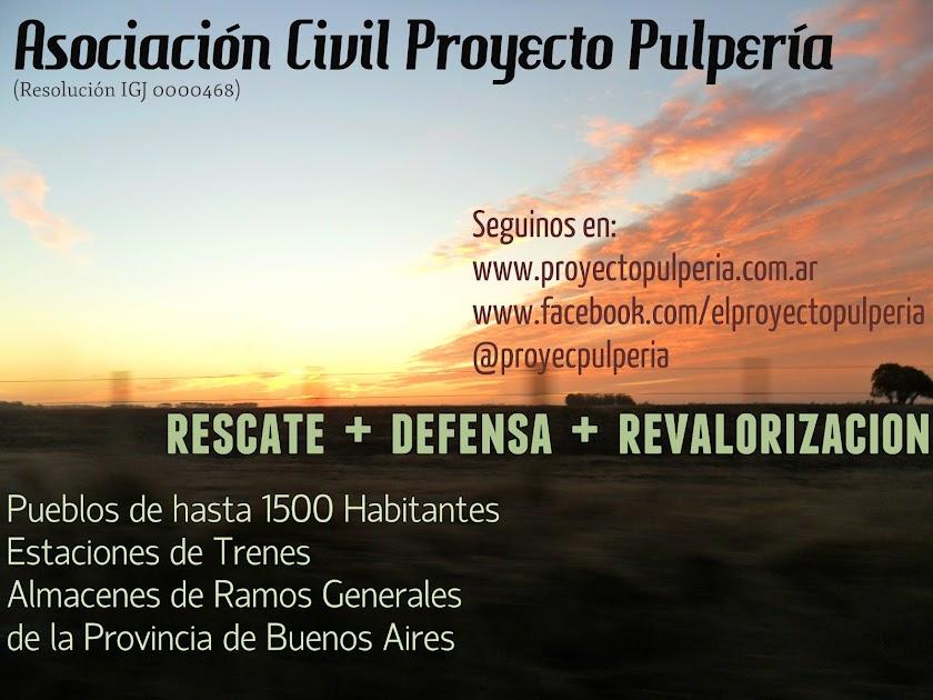 Asoc. Civil Proyecto Pulpería