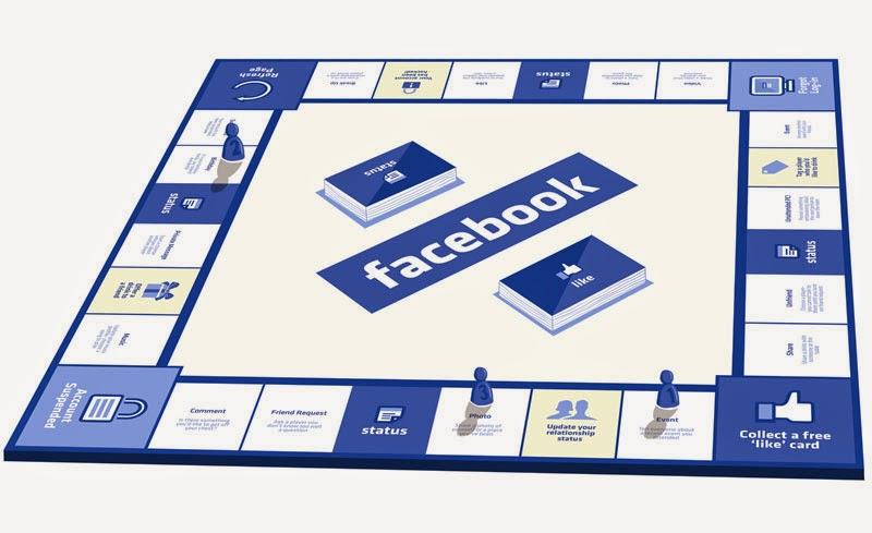 20 Rahasia Facebook yang  jarang diketahui