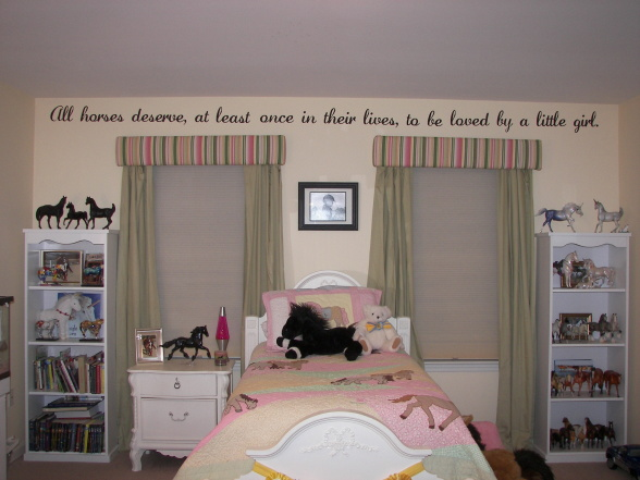 horse bedroom ideas. These are some examples images for Girls Horse Bedroom Ideas  Whatever theme you decide to use design the perfect bedroom take your time Hgtv Bathroom Design