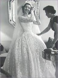 Celebrating with Topperland: Wedding Dresses Through the Decades ...
