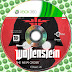 Label Walfenstein The New Order Disc 4 Xbox 360