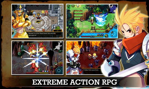 Zenonia 4 v1.0.3 [Modded/Offline] apk: Android latest & Popular games