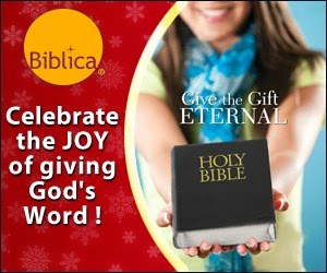 image Donate a Case of Bibles Biblica Celebrate the Joy of Giving God's Word Gift the Gift Eternal Holy Bible