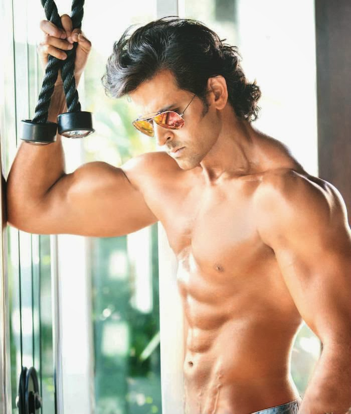 Hrithik Roshan: krrish 3 body wallpapers