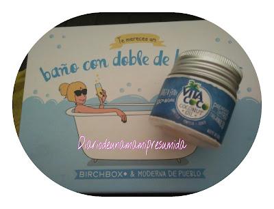aceite de coco de Vita Coco