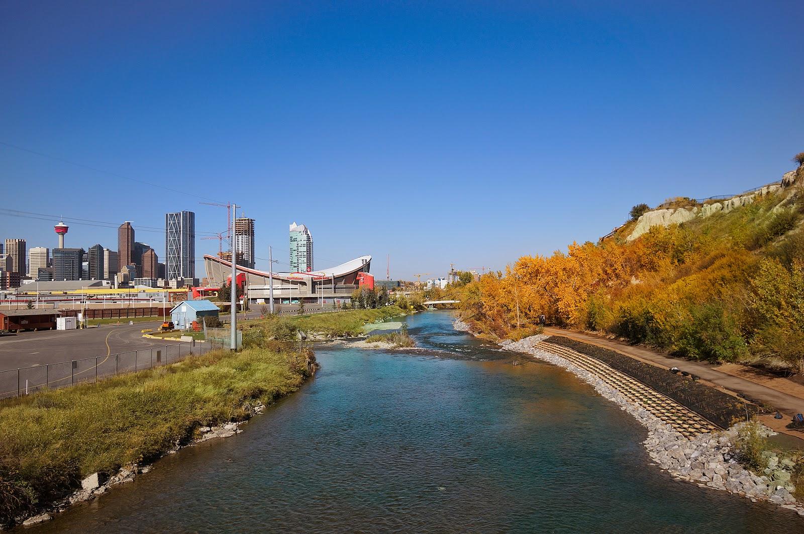 Calgary River
